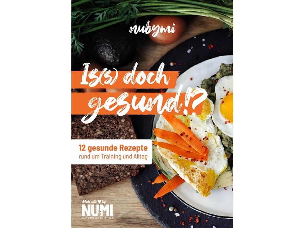 NubyMi Ebook - Is(s) doch gesund